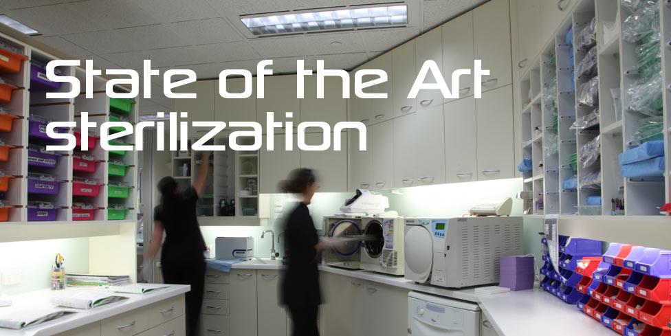 State of the Art Sterilization